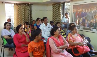 parents meeting in Victorious Chess Academy View More