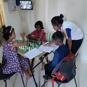 personal chess coaching by gargi mam