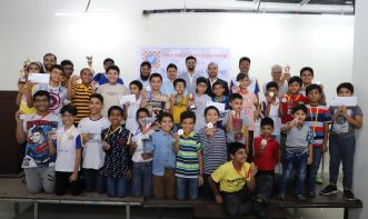 winners_of_3rd_open rapid Tournament Of Victorious Chess Academy with Prizes