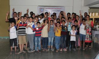 winners_of_internal chess Tournament of Victorious Chess Academy with Prizes
