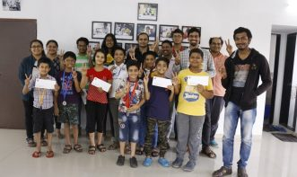 winners_of_5th_saturday open rapid Tournament with Prizes