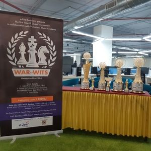 WAR of WITS tournament at e-Zest solution