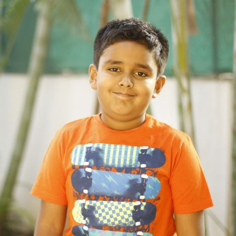 Samyak Sonchal - Student of Victorious Chess Academy