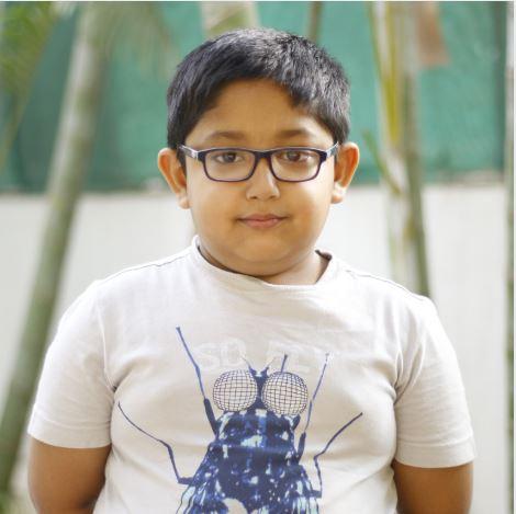 Sapttaswa Chakraborty - Student of Victorious Chess Academy