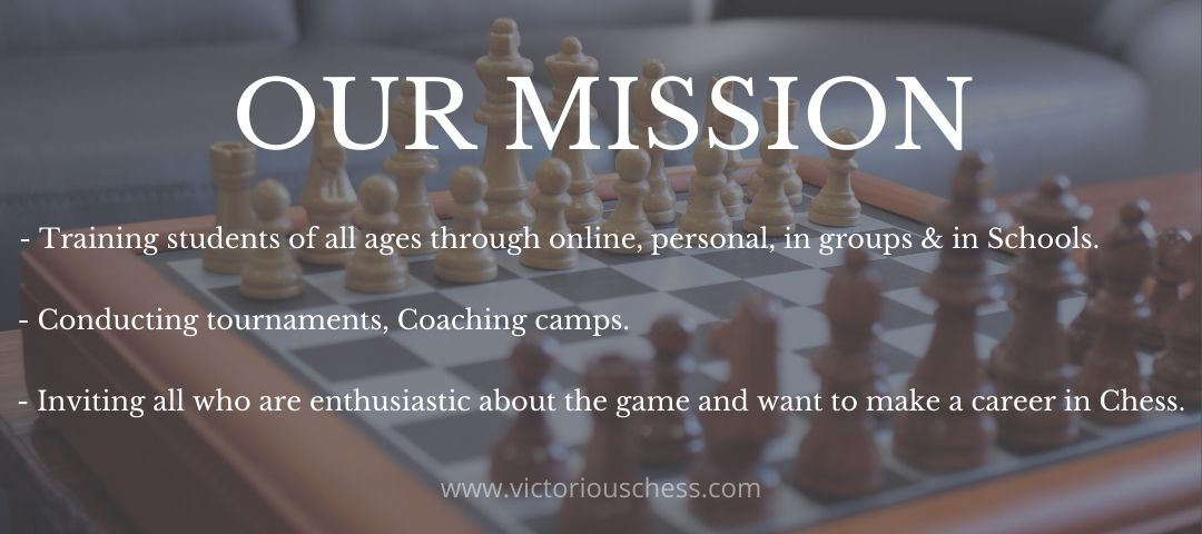 mission of victorious chess academy