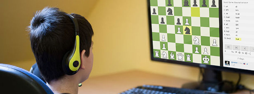 Learn chess from Home