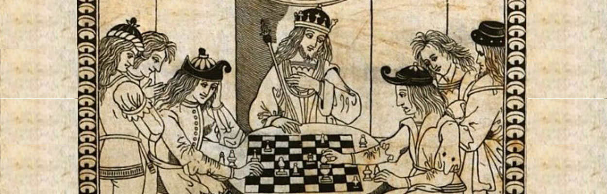 Learn the history of chess