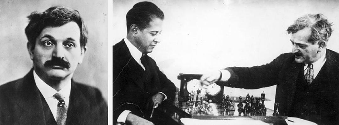The Second World Chess Champion – Emanuel Lasker
